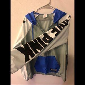 Victoria's Secret PINK Windbreaker (light jacket)